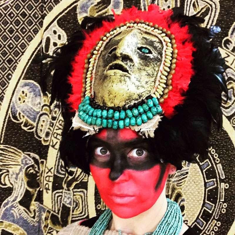 Mayan Red Queen